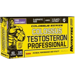 Nutrytec Colossus Testosteron (Colossus Series) 120 caps