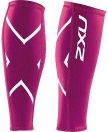 2XU Medias Compression Calf Guard Lycra ROSA