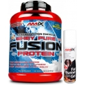 Pack Amix Whey Pure Fusion 2,3 kg + Fat Burner Gel 75 ml