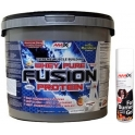 Pack Amix Whey Pure Fusion 4 kg + Fat Burner Gel 75 ml