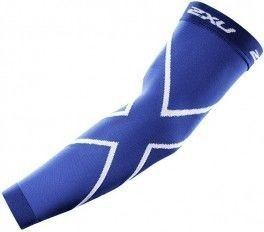 Manguitos 2XU Compression Arm Sleeves Punto Unisex Azul