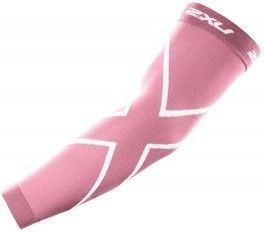 Manguitos 2XU Compression Arm Sleeves Punto Unisex Rosa