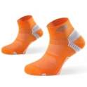 BV Sport Calcetin Running Light One Naranja