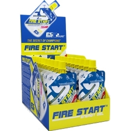 Olimp Fire Start Gel Energético 20 geles x 80 gr