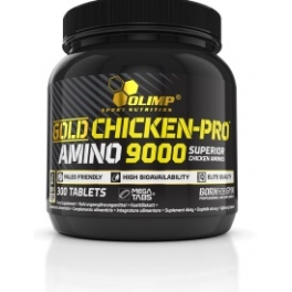 Olimp Gold Chicken Pro Amino 9000 300 tabs