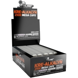 Olimp Kre-Alkalyn 2500 MC 900 caps