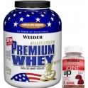 Pack Weider Premium Whey 2.3 kg + Joint Up Gummies 36 Gominolas