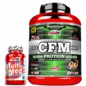 Pack Amix MuscleCore CFM Nitro Protein Isolate 2 kg + Amix Multi Mega Stack 30 tabs
