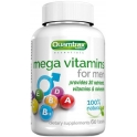 Quamtrax Essentials Mega Vitamins For Men 60 tabs