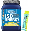 Pack Victory Endurance Iso Energy (Isotonico) 900 gr + Victory Endurance Pump Gel Limon 1 gel x 42 gr