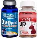 Victory Endurance Ovo Joint + Curcuma 30 caps + Weider Joint Up Gummies 36 Gominolas