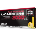 Tegor Sport Fat Fighter L-Carnitina 2000 mg 20 viales