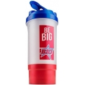 BIG Shaker con Compartimento 500 ml