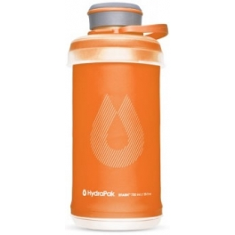 Hydrapak Botella Plegable Stash 750 ml Naranja
