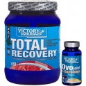 Pack Victory Endurance Total Recovery 1250 gr + Ovo Joint + Curcuma 30 caps
