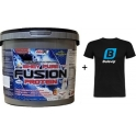 Pack Amix Whey Pure Fusion 4 kg + Camiseta Exclusiva Bulevip