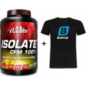 Pack VitOBest Isolate CFM 100% 1,8 kg + Camiseta Exclusiva Bulevip