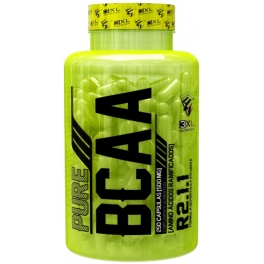 3XL Pure BCAA R2.1.1 500 caps