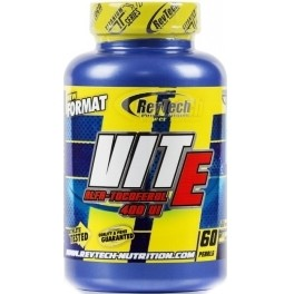 Revtech Performance Nutrition Vitamina E 60 caps