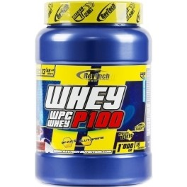 Revtech Performance Nutrition Whey WPC P100 1 kg