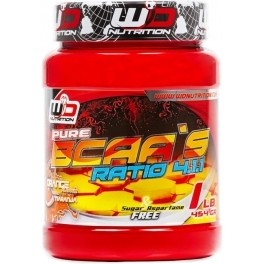 WD Nutrition BCAA´s Puro 454 gr