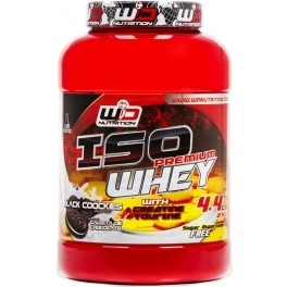 WD Nutrition Iso Whey Premium 2 kg