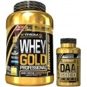 Pack Nutrytec Xtrem Whey Gold Professional 2,25 kg + DAA Gold 3000 28 caps