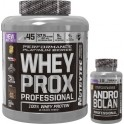 Pack Nutrytec Whey Prox Professional 2,2 kg (5 lbs) + Androbolan Professional 30 caps