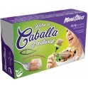 Menu Fitness Filetes de Caballa al Natural 120 gr