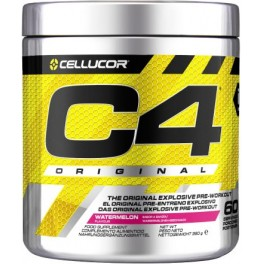 Cellucor C4 Original Pre-Workout 390 gr (60 servicios)