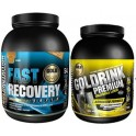 Cad.30/03/18 Gold Nutrition Fast Recovery 1 Kg + Gold Drink Premium 750 gr
