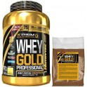 Pack Nutrytec Xtrem Whey Gold Professional 2,25 kg + 400 gr Extra