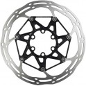 Sram Disco Freno Centerline 2 Piezas 180 mm Negro-Biselado