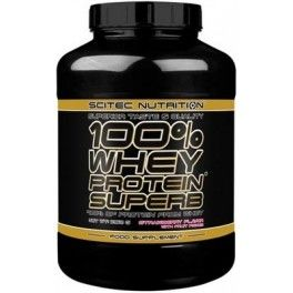 Scitec Nutrition 100% Whey Protein Superb 2160 gr