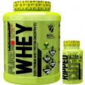 Pack 3XL Pure Whey 2 kg + Ripped Cut - Termogenico Avanzado 60 caps