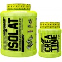 Pack 3XL Pure Isolate 2 kg + Creatina 300 gr