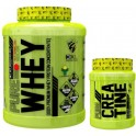 Pack 3XL Pure Whey 2 kg + Creatina 300 gr