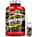 Pack Amix Lipotropic Fat Burner 200 caps + Fat Burner Gel 75 ml