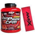 Pack Amix IsoPrime CFM Isolate 2 kg + Toalla Exclusiva Roja