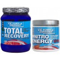 Pack Victory Endurance Total Recovery 1250 gr + Nitro Energy Drink 70 gr