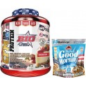 Pack BIG CFM ISO DRY Protein Isolate 1,8 kg + Max Protein Harina de Avena Good Morning Edicion Limitada Bulevip 500 gr