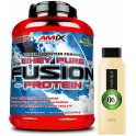 Pack Amix Whey Pure Fusion 2,3 kg + Nutriful Salsa Sweet - Sour 265 ml