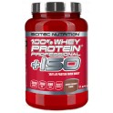 Cad-30/01/19 Scitec Nutrition 100% Whey protein Professional + ISO 870 gr