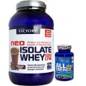 Pack Victory Neo Isolate Whey 100 CFM 2 Kg + Victory Endurance All Day Energy 90 caps