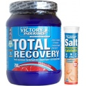 Pack Victory Endurance Total Recovery 750 gr + Salt Effervescente 1 tubo x 15 compr