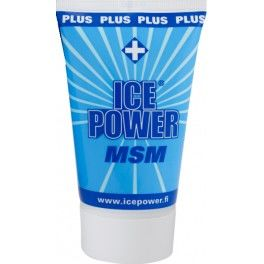 Ice Power Gel Frío PLUS con MSM 100 ml