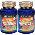 Pack Victory Fat Burner 2 botes x 120 caps