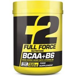 Full Force Nutrition BCAA+B6 150 tabs