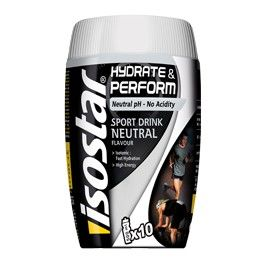 Isostar Polvo Hydrate & Perform Sensitive  + PH Neutro 1 bote x 400 gr