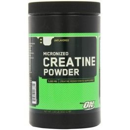 Optimum Nutrition Creatina Powder 600 gr